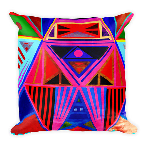 Kente Basic Pillow