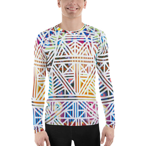 Tapenology Men's Rash Guard