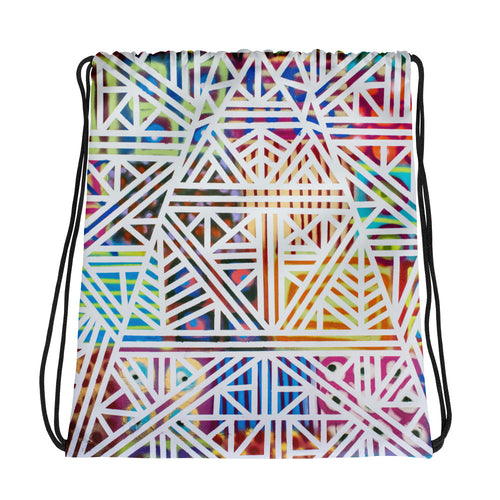 Tapenology Drawstring bag