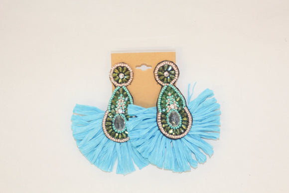 Our Song Earrings - Magnolia Doll