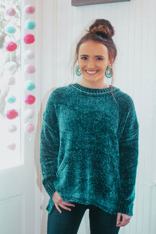 Keep it Cozy Sweater - Magnolia Doll