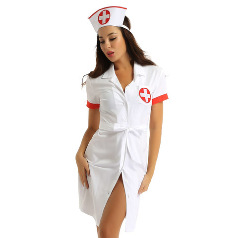 Fancy Nurses Costume
