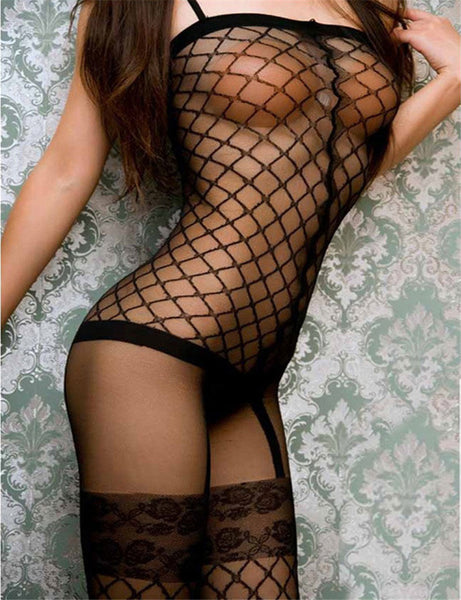 Fishnet Lingerie-Cupids Fantasy World