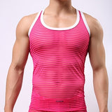 Transparent Mesh Singlets-Cupids Fantasy World