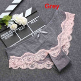 1PCS Soft Comfortable Breathable Summer Low-Rise Knickers Hollow Briefs Ultra Thin Underwear Lace Panties Lady Sleepwear