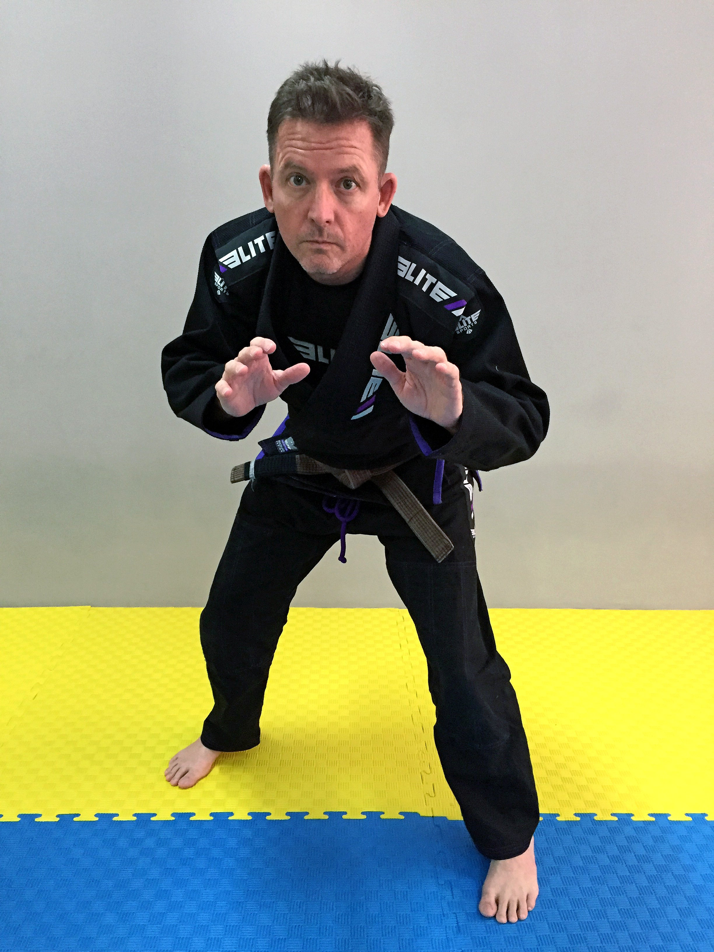 Elite Sports Team Elite Bjj Fighter Kieron Jeffers Image1