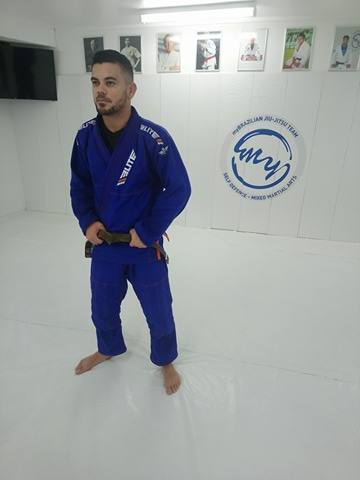 Elite Sports Team Elite Bjj Fighter Diogo Morgado Image1
