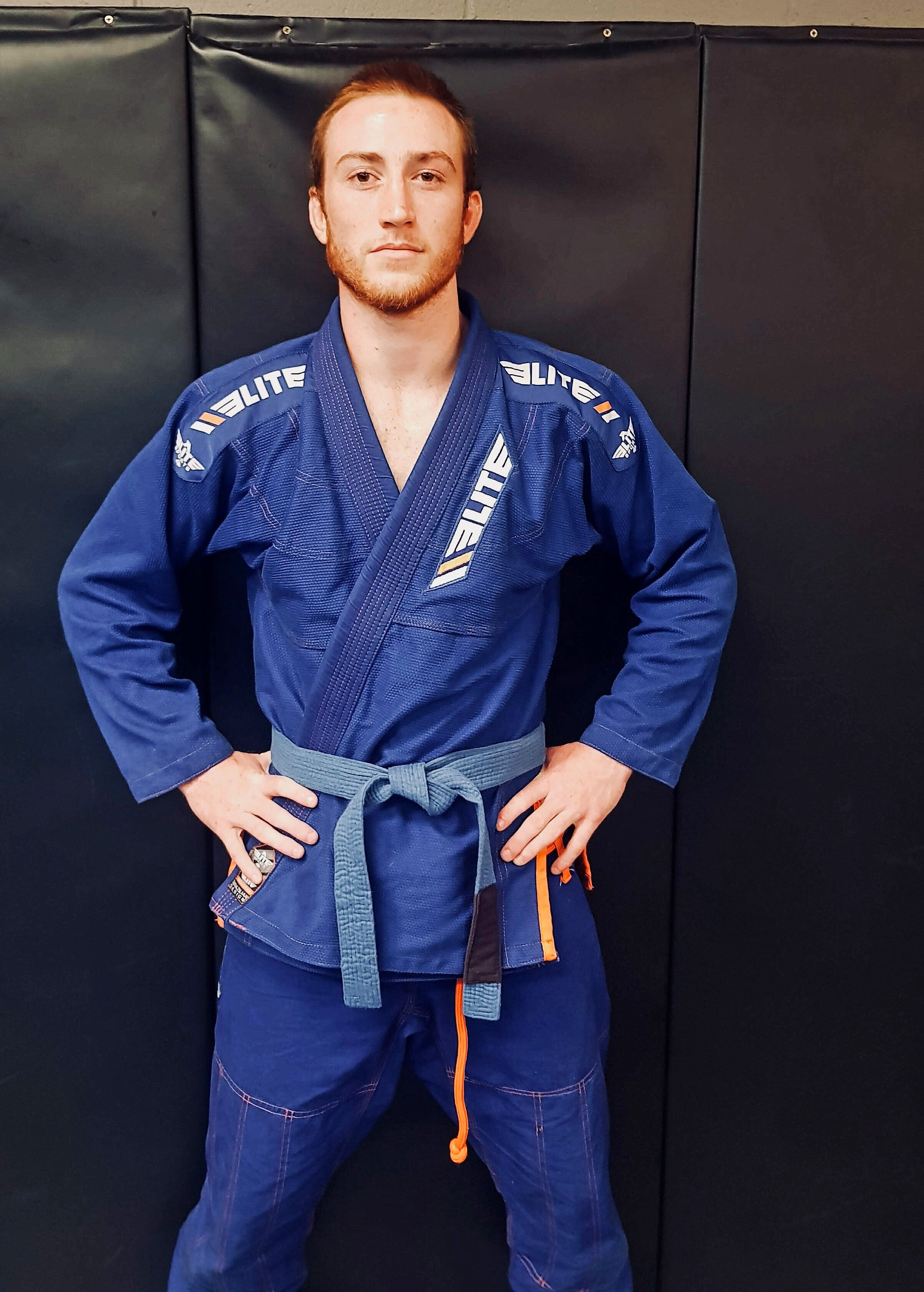 Elite Sports Team Elite Bjj Fighter Ashton Riddle-Johnston  Image2