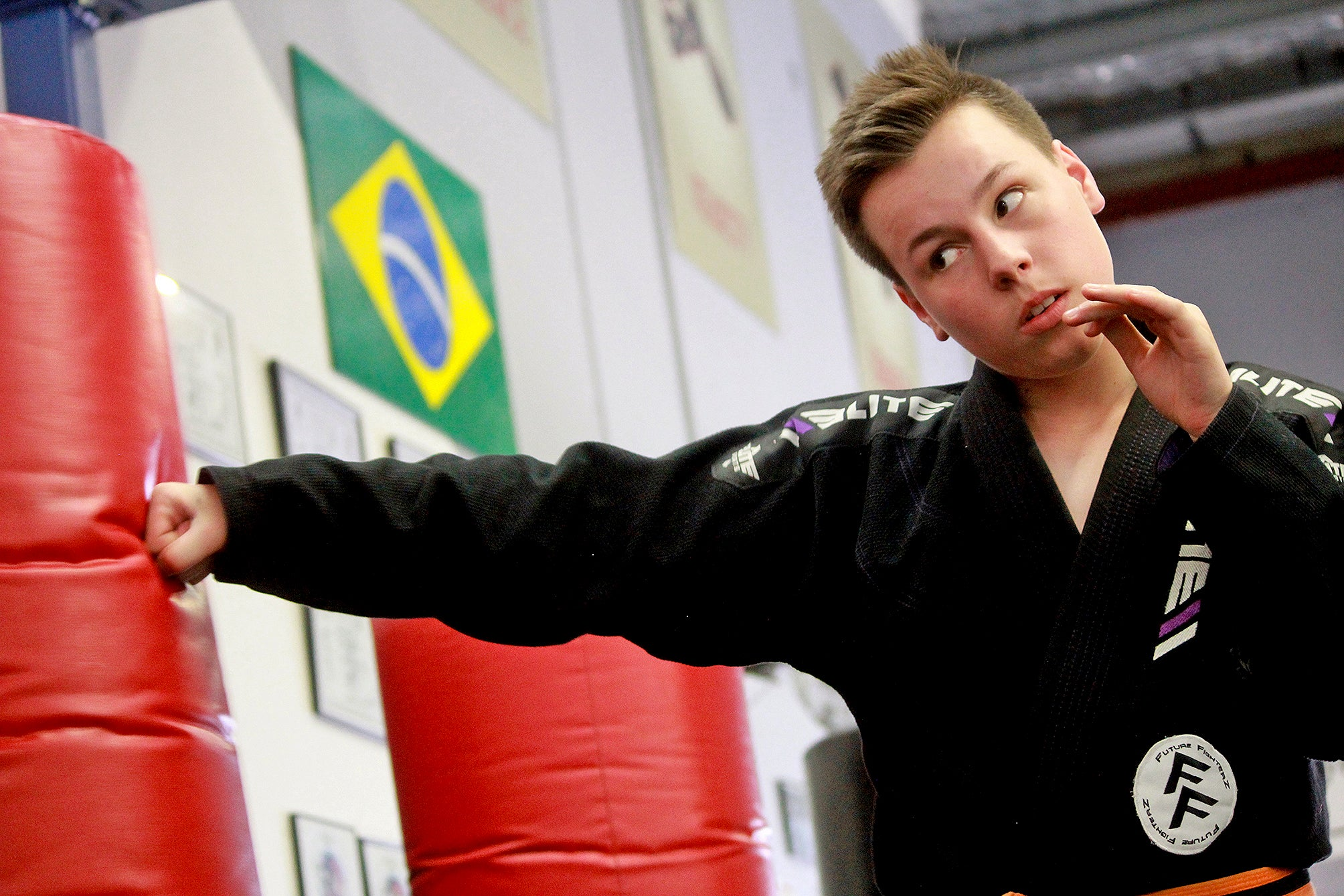 Elite Sports Team Elite Bjj Fighter Jack O'Toole  Image2