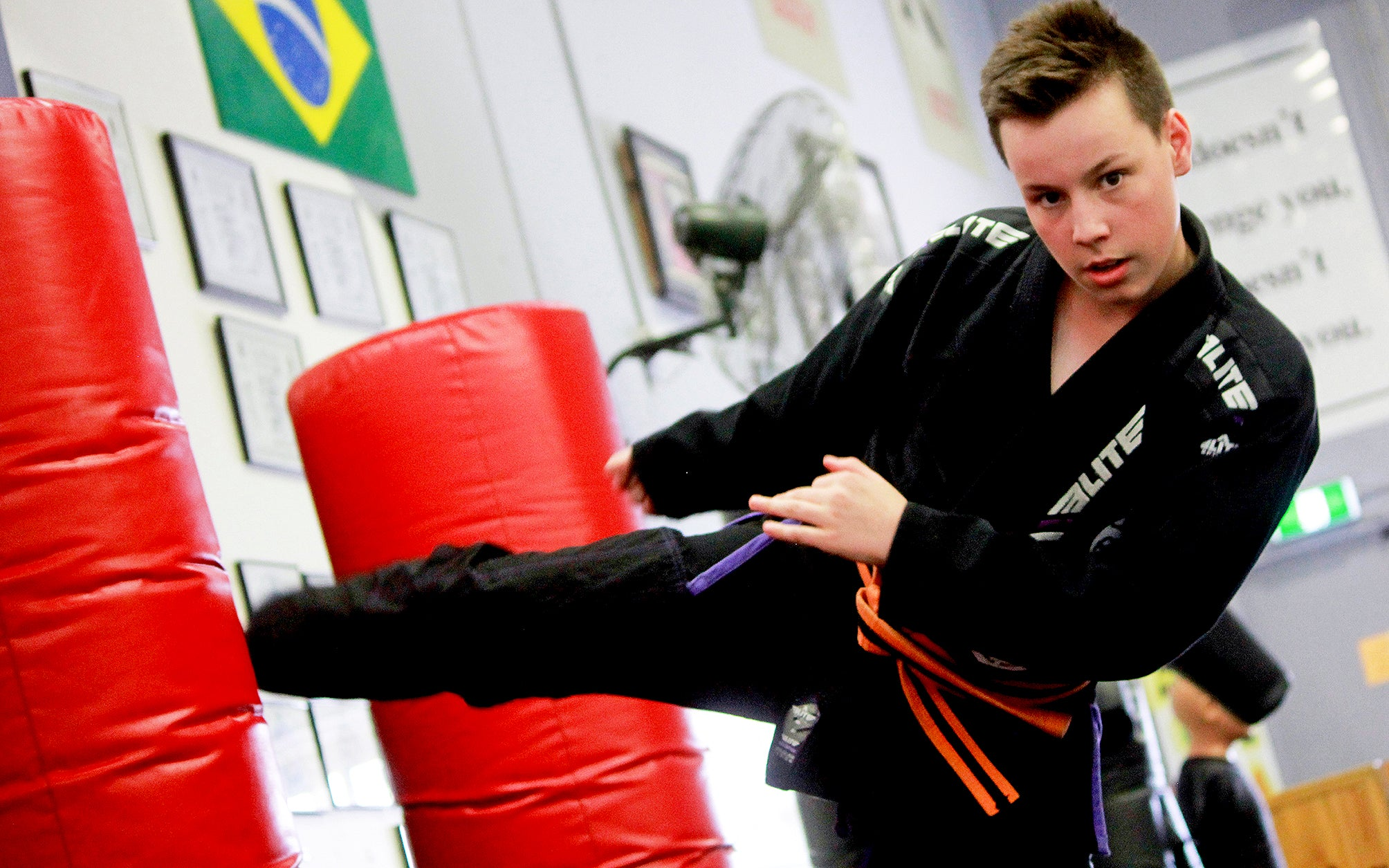 Elite Sports Team Elite Bjj Fighter Jack O'Toole  Image3