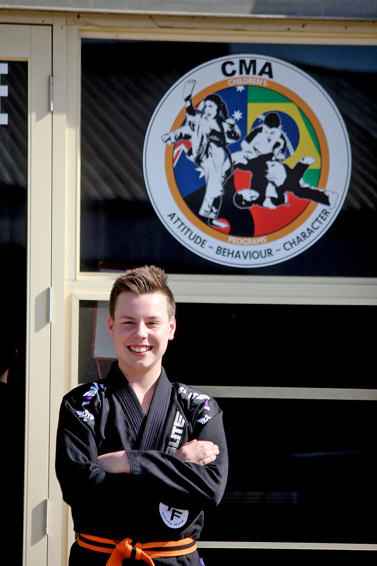 Elite Sports Team Elite Bjj Fighter Jack O'Toole  Image5