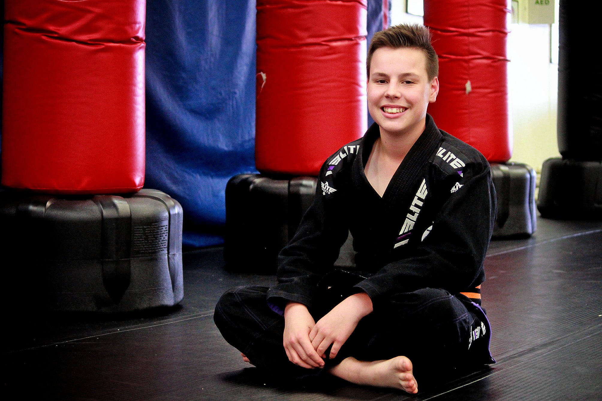 Elite Sports Team Elite Bjj Fighter Jack O'Toole  Image7