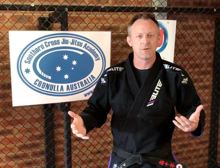 Elite Sports Team Elite Bjj Fighter Jim Clifford image1