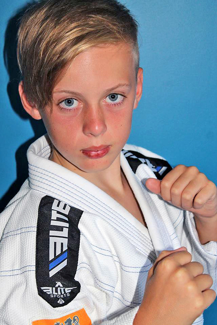 "Elite Sports Team Elite Bjj Fighter Henry ""Kong"" Johnstone Image3"