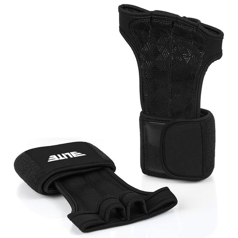 Elite Sports Cross Training Gloves with Wrist Straps