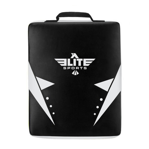 Elite Sports Black/White MMA Strike Shield Kick Pad