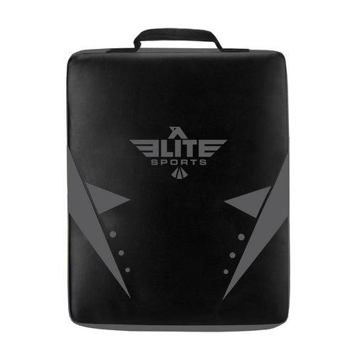 Elite Sports Black/Black MMA Strike Shield Kick Pad