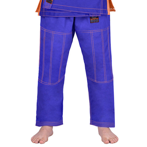 Elite Sports Blue Kids Brazilian Jiu Jitsu BJJ Pant