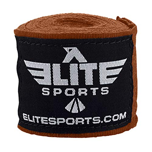 Elite Sports Copper Muay Thai Hand Wraps