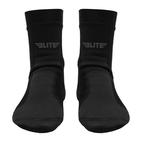 Elite Sports Gray Muay Thai Foot Grips