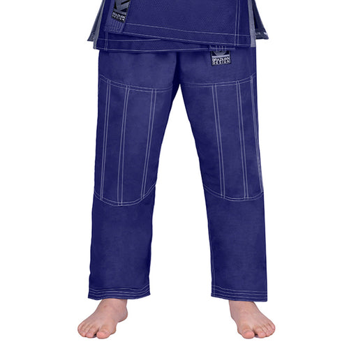 Elite Sports Navy Kids Brazilian Jiu Jitsu BJJ Pant