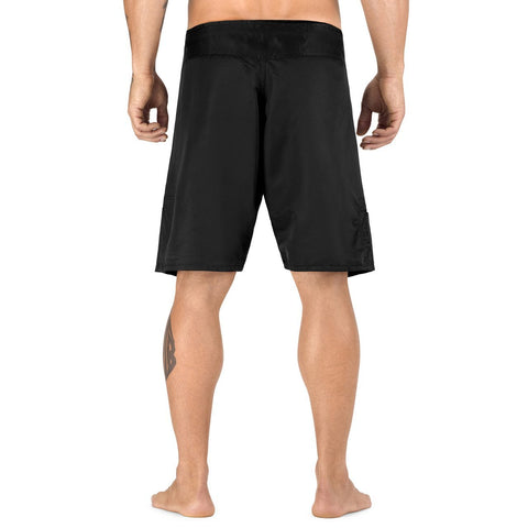 Elite Sports Black Jack Series Black/Black Training Shorts