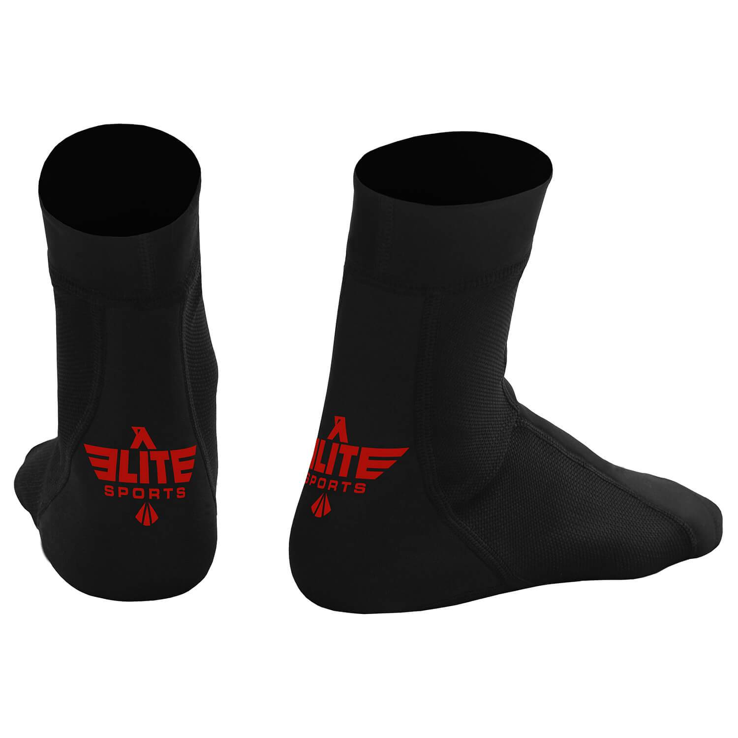 Load image into Gallery viewer, Elite Sports Red Training Foot Grips