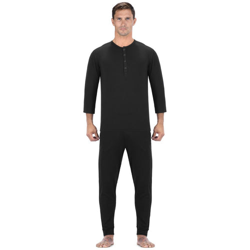 Elite Sports Black Sleepwear