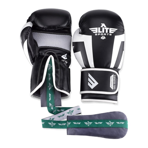 Elite Sports Gray Boxing Glove Deodorizers