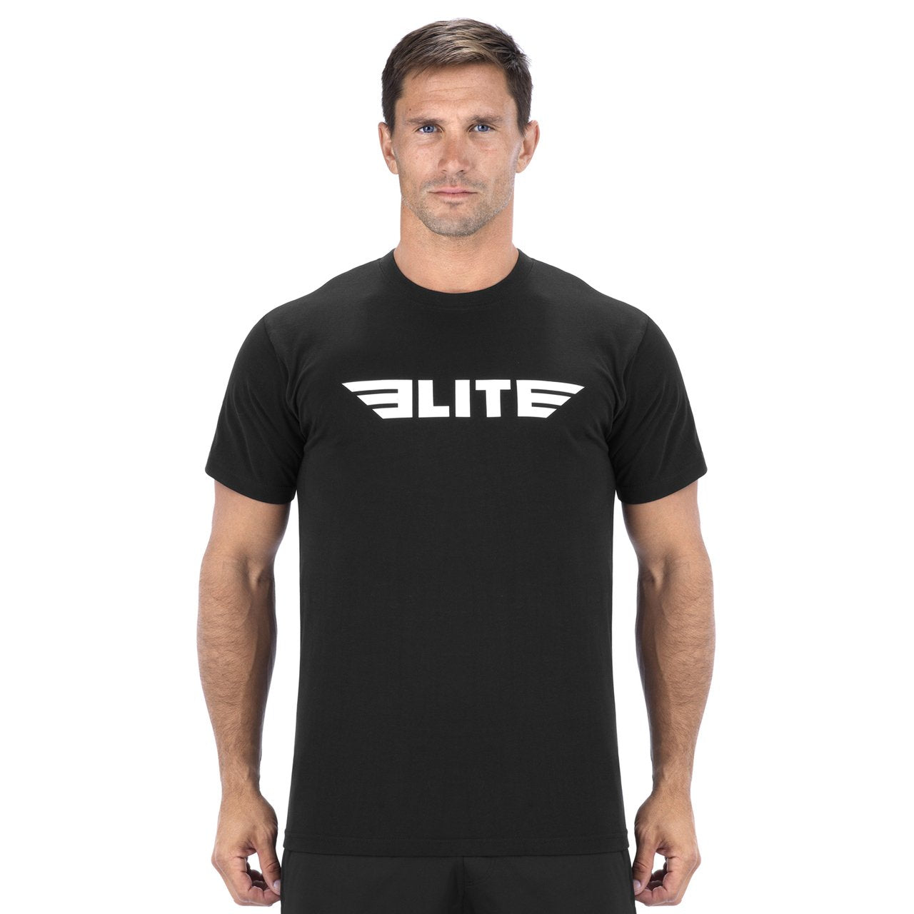 Elite Sports Black Training T shirt