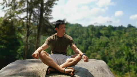 Meditation and Self Reflection Practice in Bali