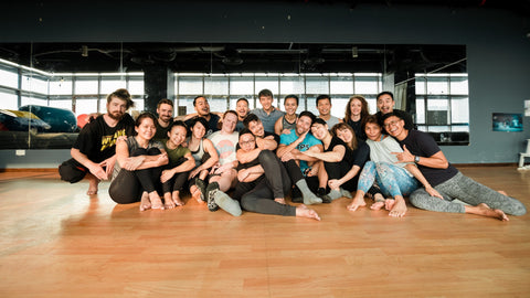 Movement Workshop by Online Movement University in Singapore