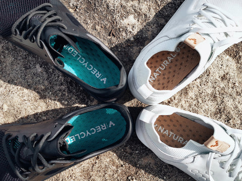 Sustainable and Eco-friendly Barefoot Shoes for Fitness Training and Running (Vivobarefoot)