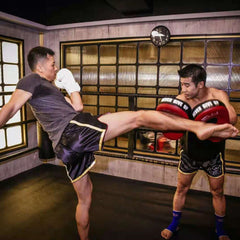 Kru Muay Thai Hong Kong in Collaboration with Erthe Life Yoga accessories