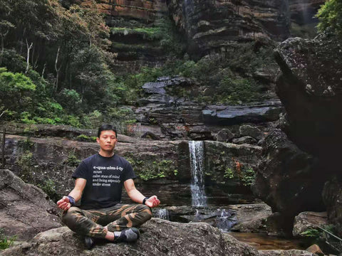 Meditation is a great way to pause, reflect and re-evaluate