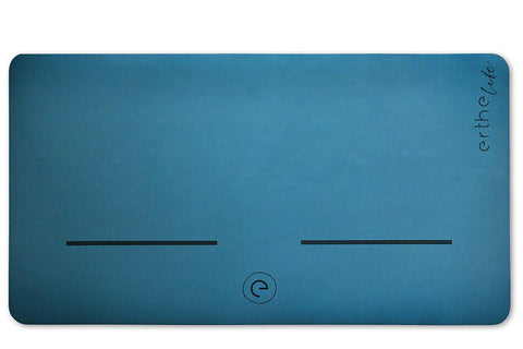 Erthe Life's Shady Blue Eco-friendly Handstand Mat