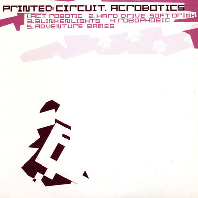 Printed Circuit - Acrobotics CD