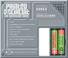 Printed Circuit - The Adventure Game CD