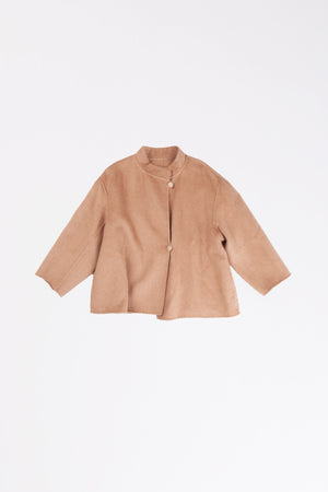 Arts & Science Camel Coat
