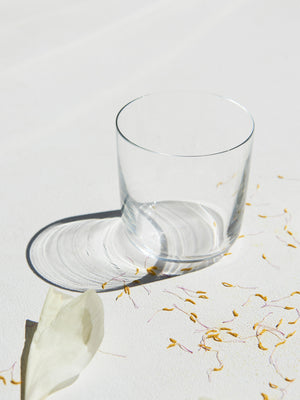Alessi Water Glass by Jasper Morrison