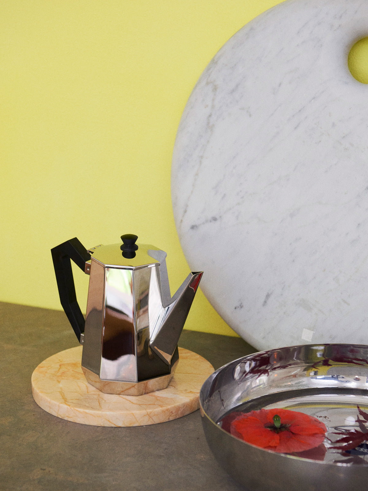 Alessi Coffee Pot Ottangonale