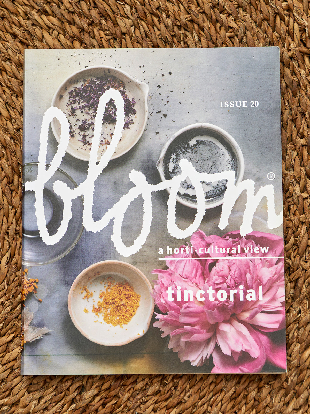 Buy Bloom Magazine Subscription   Trend Mag