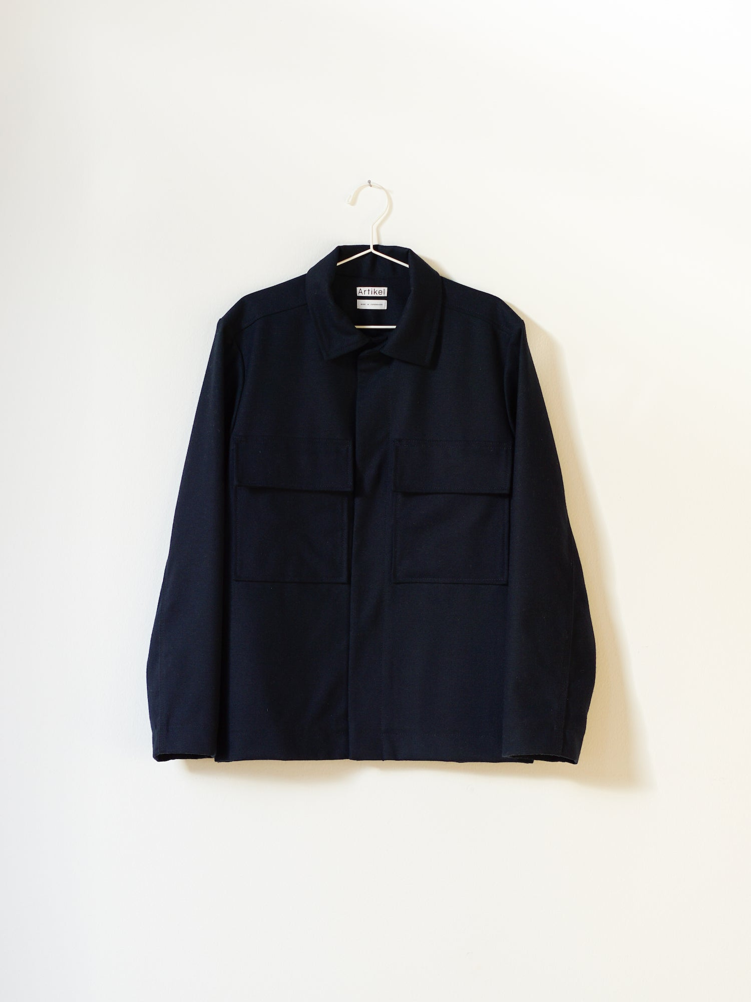 David Thulstrup x Artikel Transition DT3 Jacket