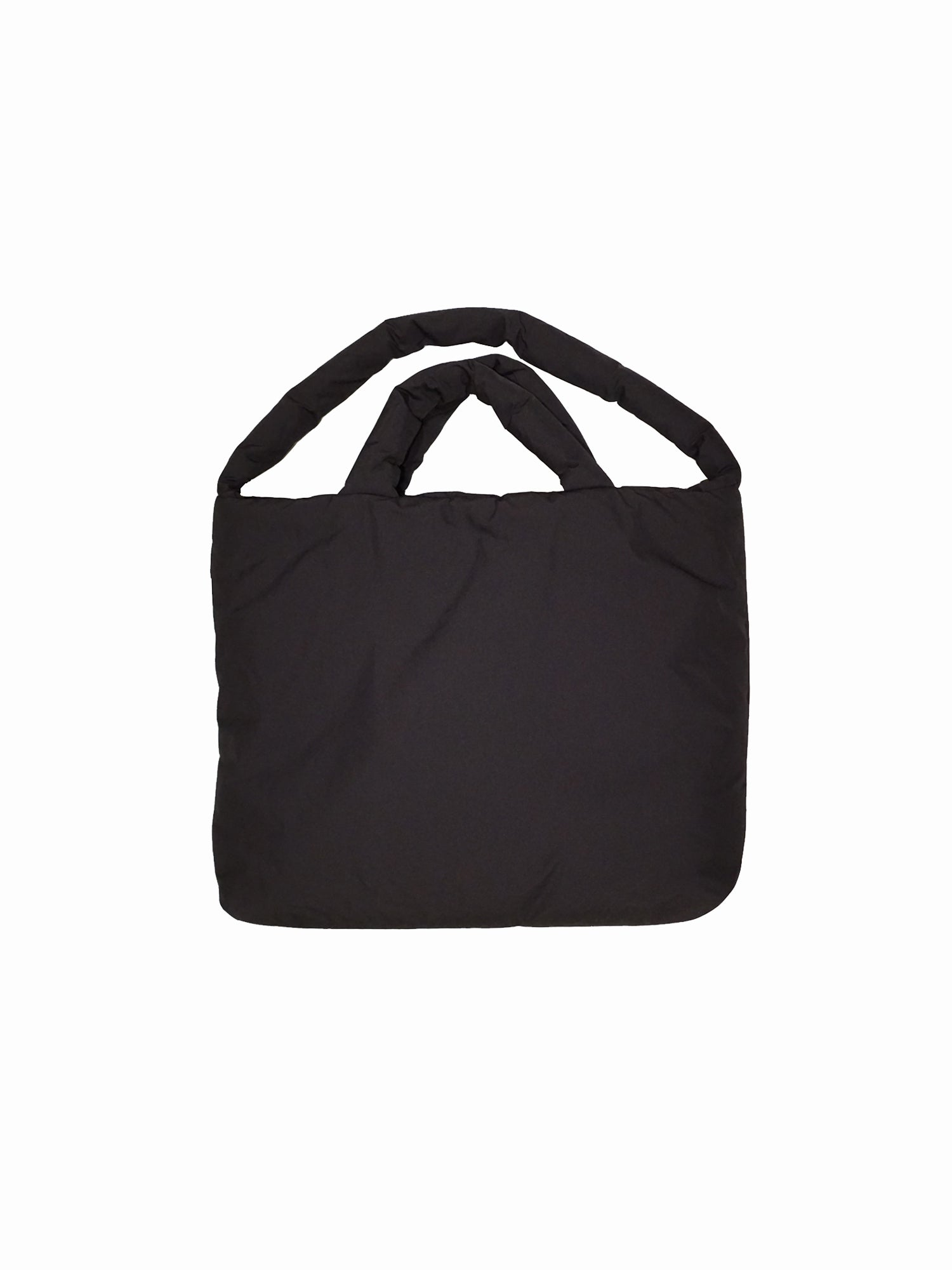 KASSL Editions Bag Large Tec Canvas Black