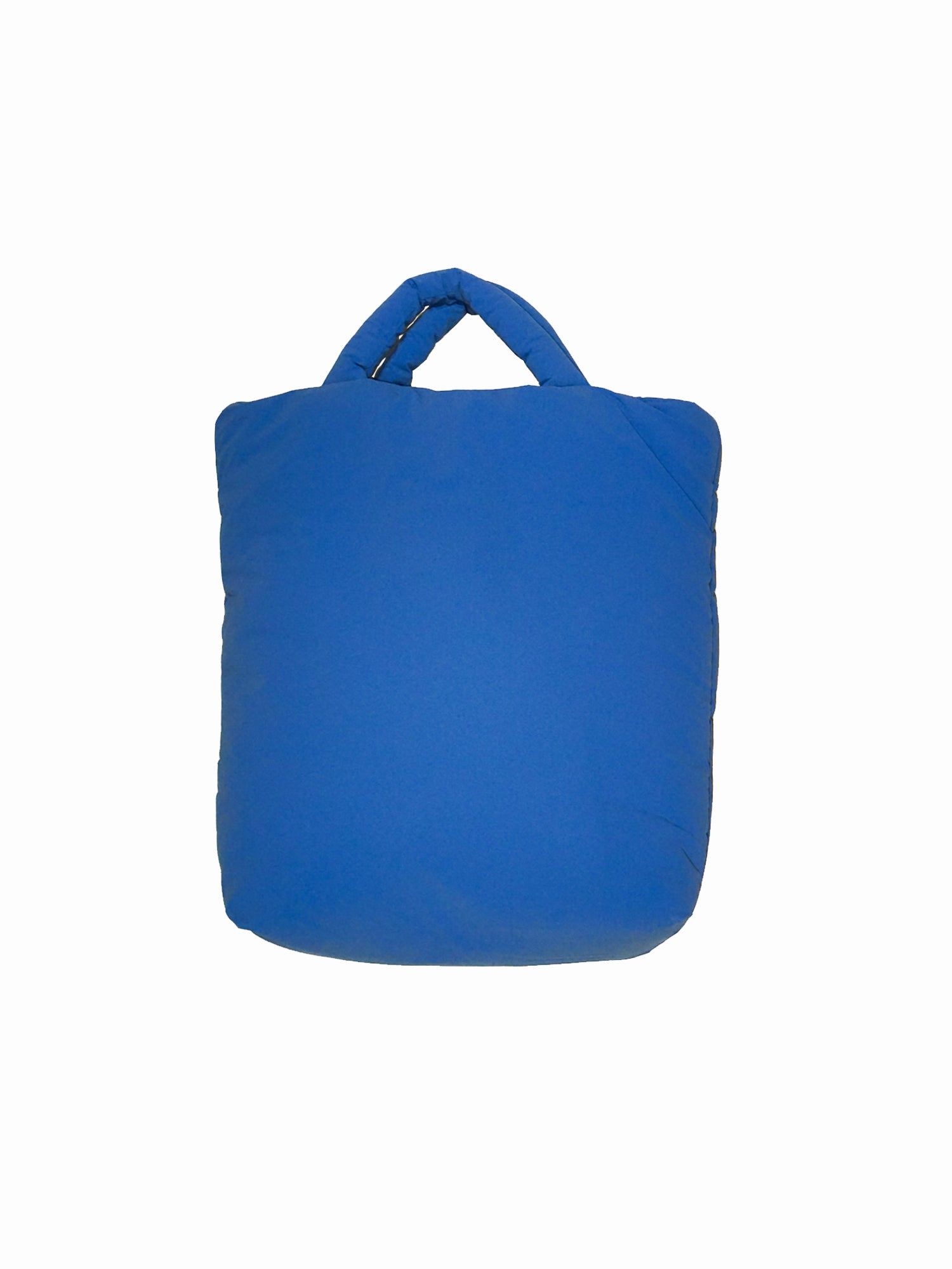 KASSL Editions Bag XL Pop Oil Electric Blue