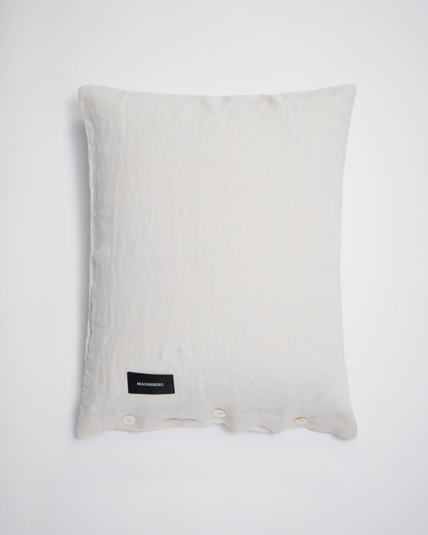 Magniberg Mother Pillow Case Linen Beige