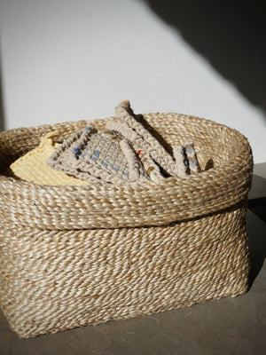 Maison Bengal Vegetable Basket