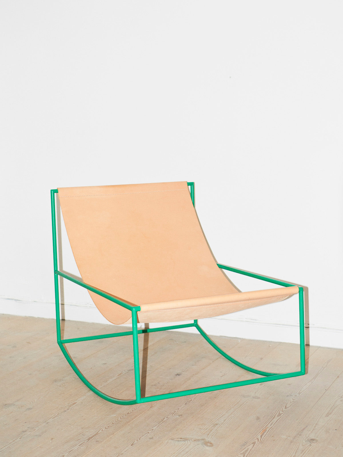 Valerie Objects Rocking chair by Muller van Severen