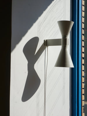 Nemo Lighting Applique de Marseille lamp by Le Corbusier