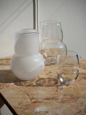 Nina Nørgaard Glass Carafe for Coffee